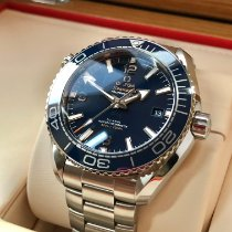 Omega Seamaster Planet Ocean new 2021 Automatic Watch with original box and original papers 215.30.44.21.03.001
