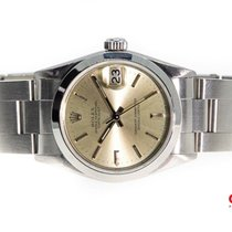 Rolex Lady-Datejust Steel 31mm Silver