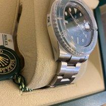 Rolex Submariner Date Steel 40mm Green No numerals UAE, Abu Dhabi