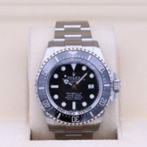 Rolex Sea-Dweller Deepsea Steel 44mm Black No numerals United States of America, Tennesse, Nashville