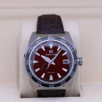 Seiko Grand Seiko Titanium 44.5mm Red United States of America, Tennesse, Nashville