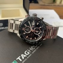 TAG Heuer Carrera Calibre HEUER 01 CAR201Z.BA0714 2018 pre-owned