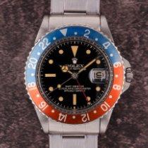 Rolex GMT-Master Steel 40mm Black No numerals United States of America, Florida, Sunny Isles Beach