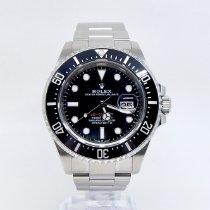 Rolex Sea-Dweller Steel 43mm Black No numerals United Kingdom, Watford