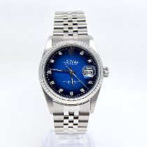 Rolex Datejust 16234 Very good Steel 36mm Automatic