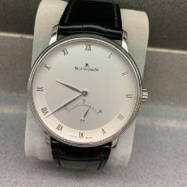 Blancpain Villeret White gold 40mmmm Silver (solid) Roman numerals United States of America, California, Mission viejo
