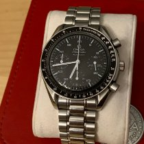 Omega Speedmaster Reduced Steel 39mm Black No numerals United States of America, New Hampshire, Nashua