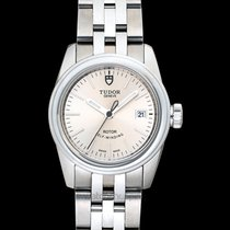 Tudor Glamour Date Steel 26mm Silver United States of America, California, Burlingame