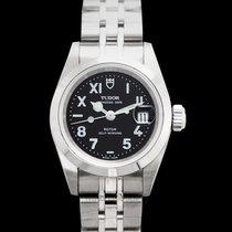 Tudor Prince Date 92400 Black California New Steel 25mm Automatic United States of America, California, Burlingame