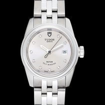 Tudor Glamour Date new 2019 Automatic Watch with original box and original papers 51000-0002