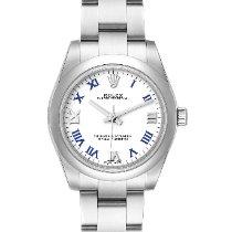 Rolex Oyster Perpetual 31 nuevo 2013 Automático Reloj con estuche original 177200
