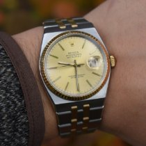 Rolex Datejust Oysterquartz Gold/Steel 36mm Gold No numerals United States of America, Oregon, Tualatin