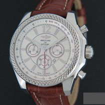 Breitling Bentley Barnato Acero 42mm Plata