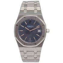 Audemars Piguet Royal Oak Jumbo Acier 39mm Bleu