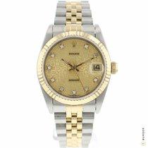 Rolex 68273 Or/Acier 1988 Lady-Datejust 31mm occasion