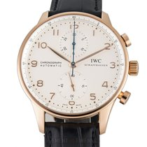 IWC Portuguese Chronograph IW3714-80 2015 pre-owned