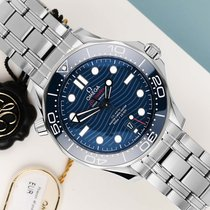Omega Seamaster Diver 300 M Staal 42mm Blauw Nederland, Maastricht