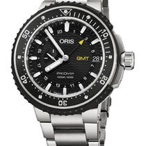 Oris ProDiver GMT Titanium No numerals United States of America, New York, Brooklyn