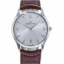 Jaeger-LeCoultre Master Ultra Thin 38 Steel 38mm Silver United States of America, Georgia, Atlanta