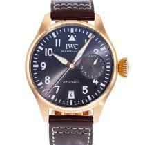 IWC IW5009-17 Rose gold 2010 Big Pilot 46mm pre-owned