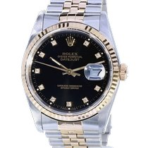 Rolex Datejust 16233 1987 pre-owned