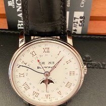 Blancpain Acier 40mm Remontage automatique 6676-1127-55B occasion France, Paris