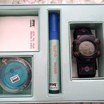 Swatch Plastic 42mm Quartz SQZ-101 new