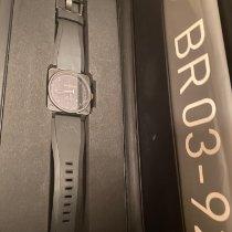 Bell & Ross BR 01-94 Chronographe BR01-94 Çok iyi Çelik 46mm Otomatik Türkiye, Ankara