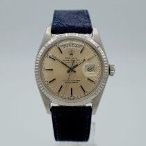 Rolex 1803 White gold 1974 Day-Date 36 36mm pre-owned United States of America, California, Santa Monica