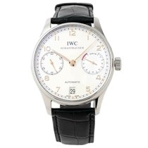 IWC IW500114 Steel Portuguese Automatic 42.3mm pre-owned United States of America, Illinois, Chicago