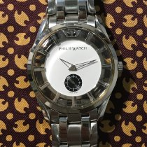 Philip Watch Acero 39mm Cuerda manual 8211680015 usados