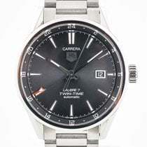 TAG Heuer Carrera Calibre 7 Steel 41mm Black No numerals United States of America, California, Pleasant Hill