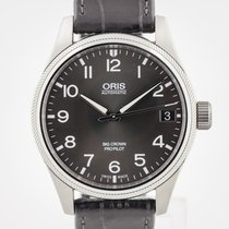 Oris Big Crown ProPilot Date Steel 41mm Black Arabic numerals United States of America, California, Pleasant Hill