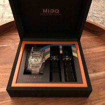 Mido Steel 40.5mm Automatic M026.807.11.051.00 new United States of America, Virginia, 22102