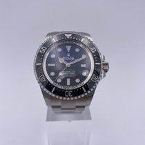Rolex Sea-Dweller Deepsea Steel 44mm Blue No numerals Australia