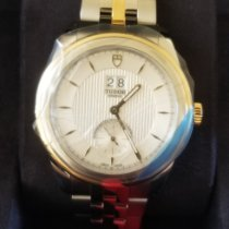 Tudor Glamour Double Date new Automatic Watch with original box and original papers M57103-0001