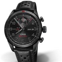 Oris Titanium Automatic Black 44mm new Audi Sport