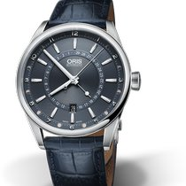 Oris Artix Pointer Steel 42mm Blue