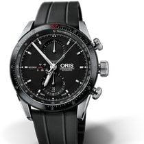 Oris Artix GT Steel 44mm Black