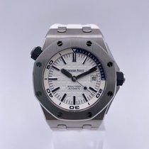 Audemars Piguet Royal Oak Offshore Diver Steel 42mm White No numerals Australia, Sydney