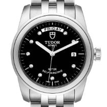 Tudor Glamour Date-Day M56000-0008 new