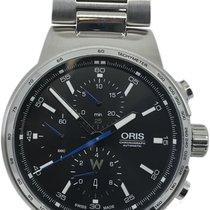 Oris Williams F1 Steel 44mm Black No numerals United States of America, Florida, Naples