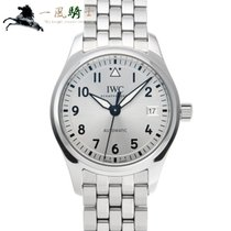 IWC IW324006 Steel 2019 Pilot's Watch Automatic 36 36mm pre-owned