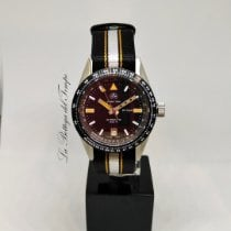 Ollech & Wajs Steel 39,56mm Automatic OW P-104 new