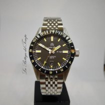 Ollech & Wajs Steel 39,56mm Automatic OW P-101 S new