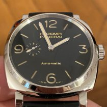 Panerai Radiomir 1940 3 Days Automatic PAM 00572 Très bon Acier 45mm Remontage automatique France, Paris