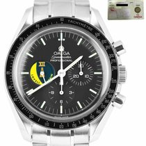 Omega Speedmaster Professional Moonwatch Steel 42mm Black United States of America, New York, Lynbrook
