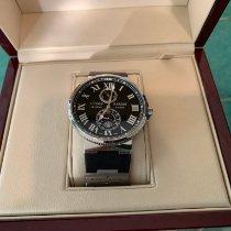 Ulysse Nardin Marine Chronometer 43mm 263-67-3/43 2007 подержанные