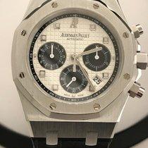 Audemars Piguet Platine Remontage automatique Blanc nouveau Royal Oak Chronograph