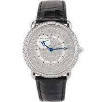 Cartier White gold 42mm Manual winding WR007003 new